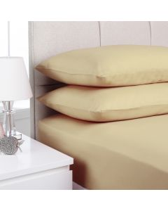 Mocha Fitted Sheet