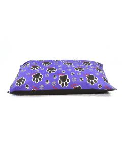 Paws Blue Dog Bed