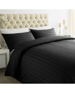 Luxury Duvet Cover - Black