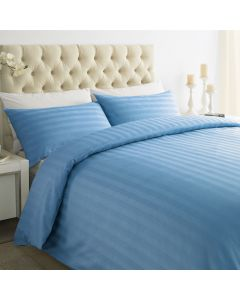 Luxury Duvet Cover - blue
