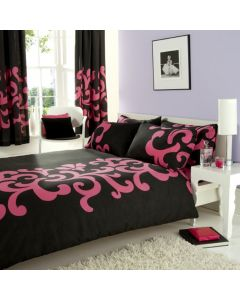 Eco Black Duvet Cover