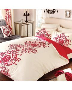 Jewel Red Duvet Cover
