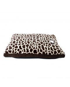 Giraffe Fur Dog Bed