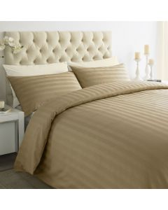 Luxury Duvet Cover - mocha
