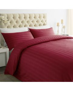 Luxury Duvet Cover - red