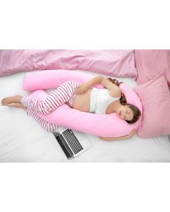 Giant 12 ft U Shaped Support Pillow