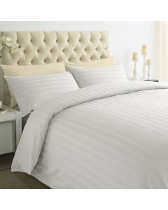 Luxury Duvet Cover - white