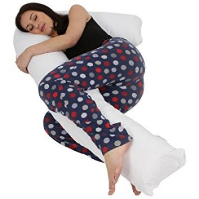 Giant L Shaped Support Pillow