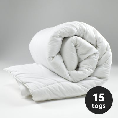 15 Tog Cotton Duvet